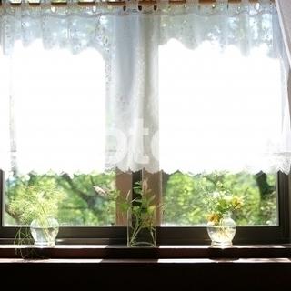 窓ガラス飛散防止フィルムの施工致します
