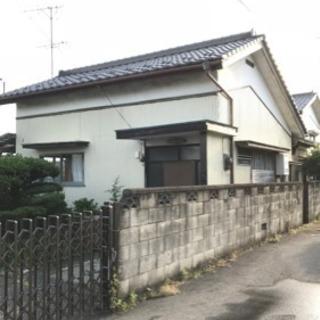 加須市にて大きめの戸建賃貸募集開始!!