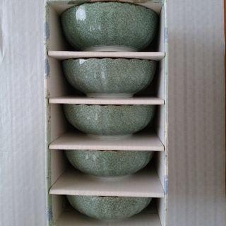 【未使用】親子小鉢 5個組