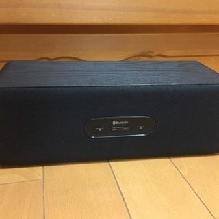 【値下げしました】Bluetoothワイヤレススピーカ・iphon...