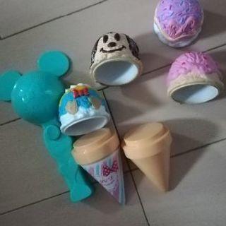 ディズニー ミニー&デイジー アイスクリームショップ おもちゃ ...