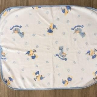 ★赤ちゃんの城 新品未使用 日本製綿100%ブランケット