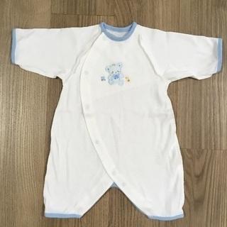 ★赤ちゃんの城 新品 ベビー服 新生児用 日本製