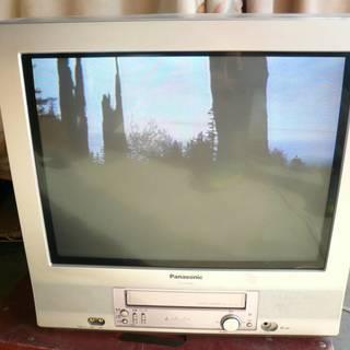 パナソニック 21型 テレビデオ TH-21VFR03K