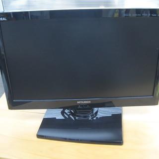 液晶テレビ 22型 2011年 三菱 REAL LCD-22ML...