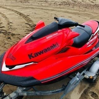 ジェットスキー カワサキ ウルトラ250X Kawasaki