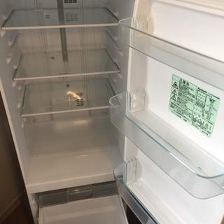冷凍冷蔵庫 168L Panasonic NR-B178W-T - 塩谷郡