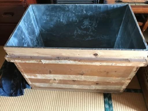 茶箱(大、中、小)差し上げます! (ムカボー) 岩手飯岡の収納家具《収納 ...
