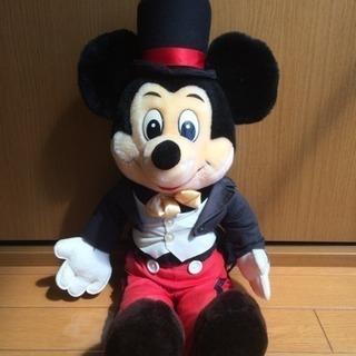 昭和レトロなミッキーマウス!