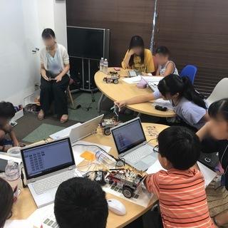 【11月4日(日)】東大で学ぶ小学生ロボットプログラミングスクール