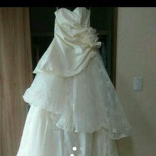 訳あり値下げ ウェディングドレス