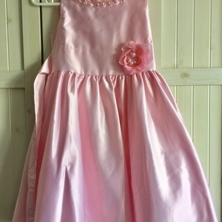 ピンク ドレス SIZE8