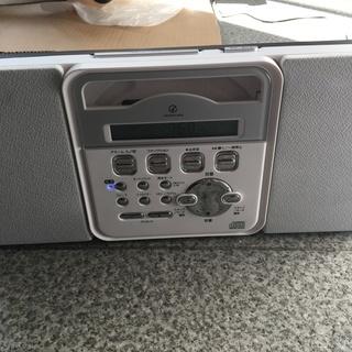 コイズミ ステレオCDシステム SAD-4336 ラジオ CD ...