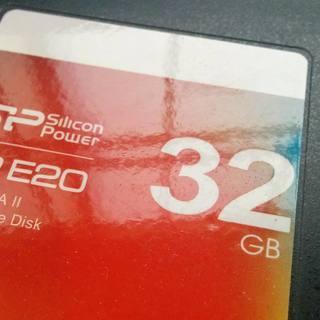 SSD 32GB  - 伊達郡