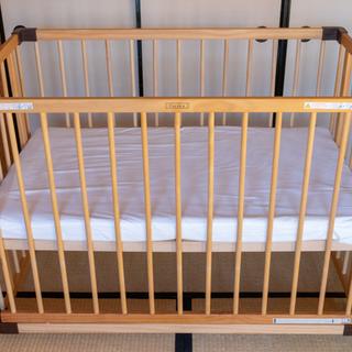 farska ファルスカ 添い寝ベビーベッド ベッドサイドベッド