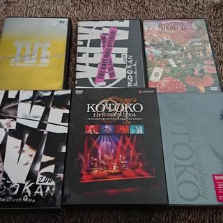 I've Live DVD 2枚 kotoko LIVE 3枚 セット