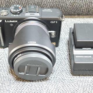 Panasonic パナソニック LUMIX GF1 ミラーレス...