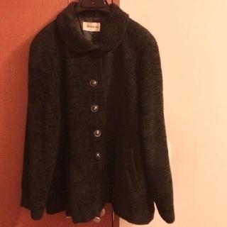 ジャケット④ ブラック ポケット付き