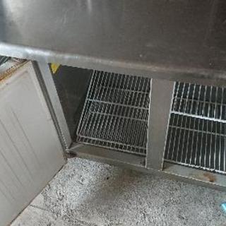 ホシザキ製 テーブル形 冷凍冷蔵庫 - 矢板市