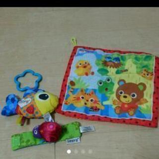 Lamaze 赤ちゃん おもちゃ セット