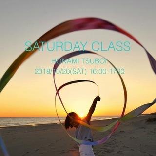 【10/20(土) WEEKEND CLASS】元新体操フェアリー...