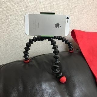 ゴリラポッド(正規品)と携帯挟むヤツセット