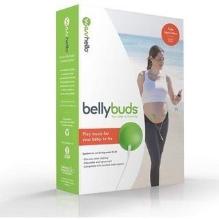 BellyBuds 胎教 腹部ベビースピーカー 新品未使用品