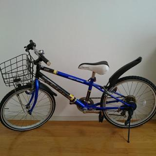 子供用自転車 22インチ 6段変速