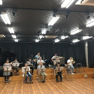 橿原市グルービージャズオーケストラ メンバー募集