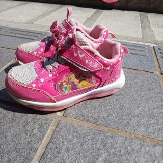 プリンセス靴16cm