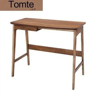 (お取引中)Tomte トムテ 北欧風 木製デスク