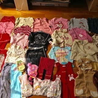 子供服まとめ売り35点