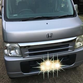 14年式 ホンダ バモス ターボ車