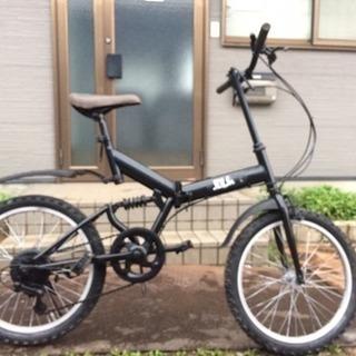 折りたたみ自転車 20インチ (279)