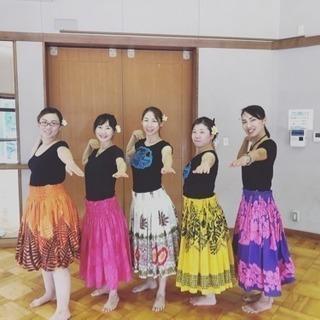🌴🌈✨お仲間募集中です✨🌈🌴熊谷フラダンス、深谷フラダンス