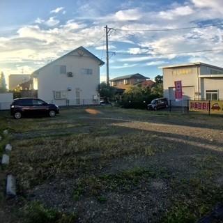 会津若松市一箕町鶴賀字藤原 駐車場 残り台数2台です!