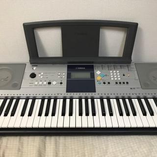【電子キーボード】ヤマハ PORTATONE PSR-E323