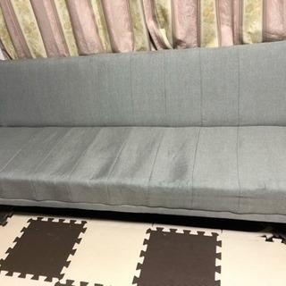 リクライニング ソファーベッド