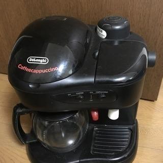 デロンギ製 delonghi コーヒーメーカー 中古 銅製フィルター