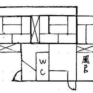 平屋建て住居兼事務所