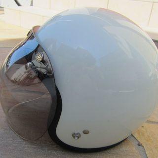 ■バイクヘルメット フルフェイス美品 使用数回程度■
