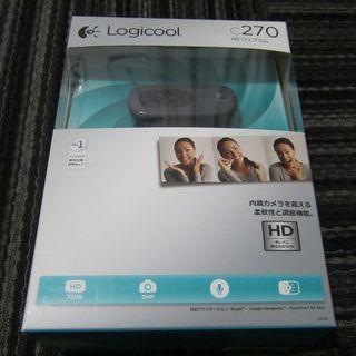 ■新品 LOGICOOL ウェブカメラ HD画質 120万画素 ■