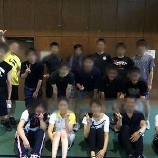 【まるで体育の授業】10/7(日)ソフトバレー&バトミントン[前回...