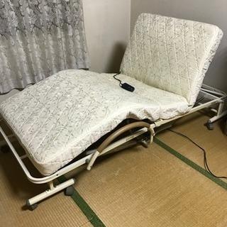 電動 リクライニングベッド(^o^)