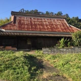 京都で田舎暮らし!古民家付坪単価1万円の土地と1,200坪…