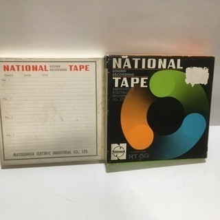オープンリールテープ