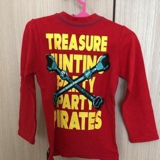 新品未使用!party party ロングTシャツ 95