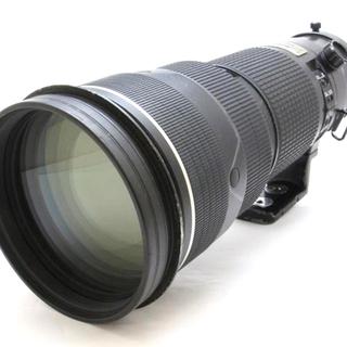 美品 ニコン AF-S 200-400mm F4 レンズ
