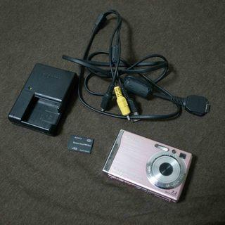 SONY Cyber-shot  DSC-W80 売ります