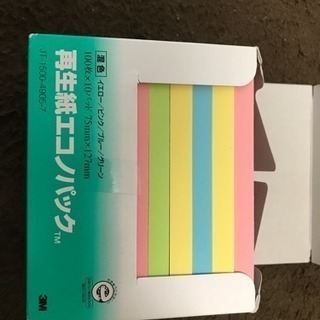 【新品】3M ポストイット 6551-K